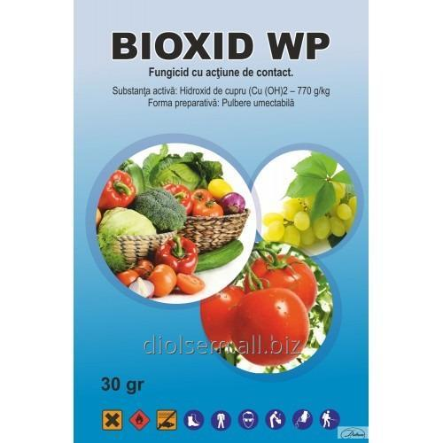 Security measure of plants of Bioxid WP 30 gr