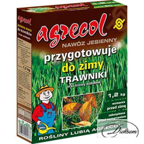 Удобрение для газонов-Oсень Z-227
