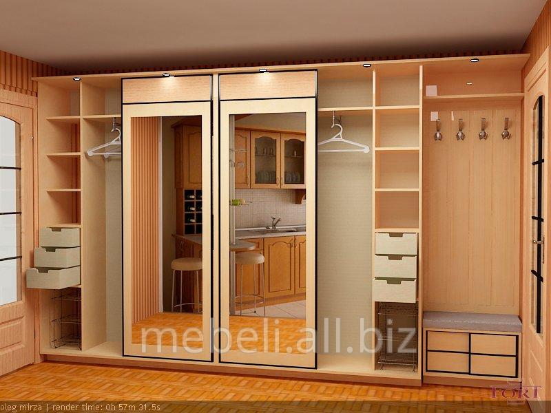 Иркутск - изготовление мебели на заказ.