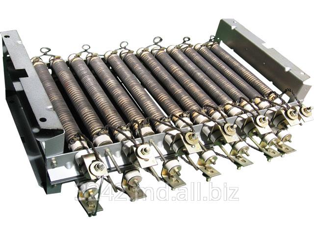 Купить Блоки резисторов крановые типов Б6М, БК12МС, БЗ и БК6