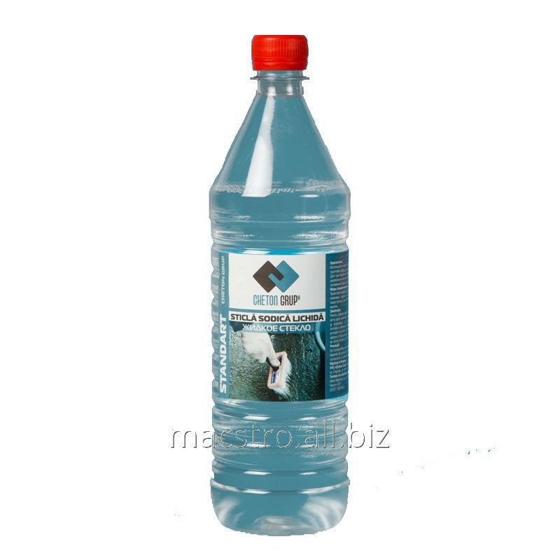 Купить Жидкое стекло 2.55 кг (Cheton) Артикул 63.7