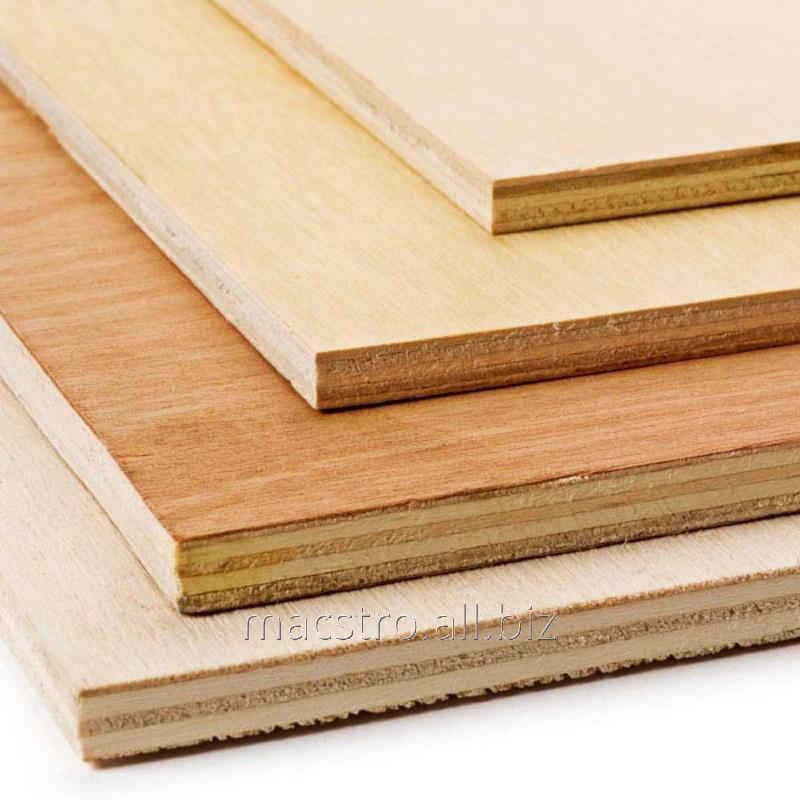 Buy Plywood of 8 mm (1,5 m*1,5m), 3-4 sort.ly sheet Article 49.21