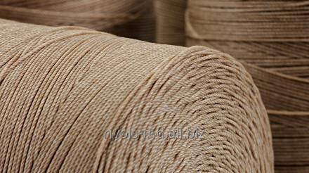Непрерывная нитка из нейлона, идеальна для пошива джинсов, изделий из кожи и обуви Coats Team