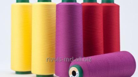 Нейлоновая структурная швейная нить для нижнего белья и трикотажной фабричной верхней одежды Coats Surfilor