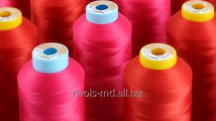 Текстурированная полиэфирная нитка для мягкости и комфортности швов Coats Seamsoft