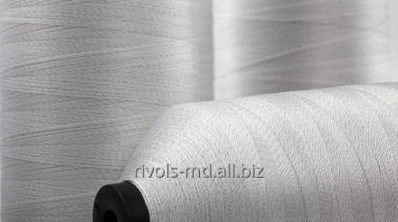 Непрерывное волокно и многоволоконный полиэфир для антистатического покрытия Coats Gral Anti-Static