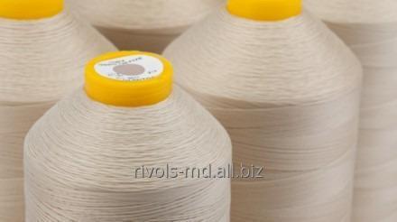 Теплостойкая стекловолоконная швейная нить с исключительной тепловой устойчивостью с рабочей температурой до 593ºC Coats Glasmo Tee