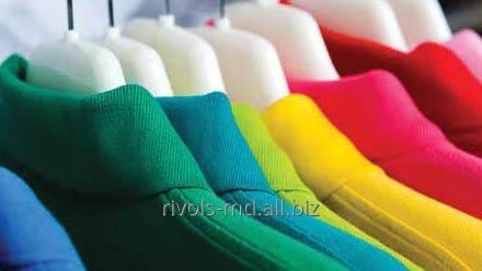 Швейная нить для изделий, окрашиваемых после изготовления Coats Dyflex