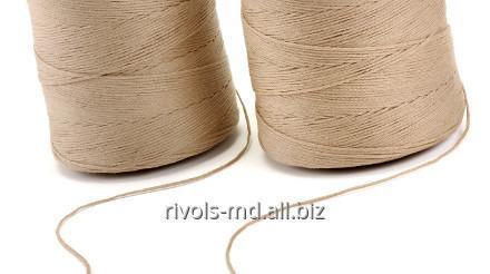 Купить Армированная нитка с оплеткой из хлопа для обуви Coats Dual Duty Braid