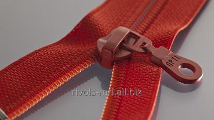 Самая прочная тонкая спиральная застежка-молния Coats Opti S