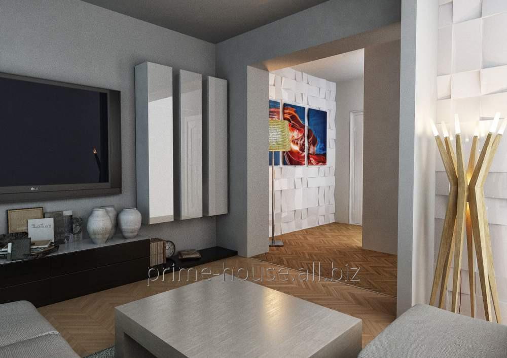 Купить Проекты и дизайн квартир