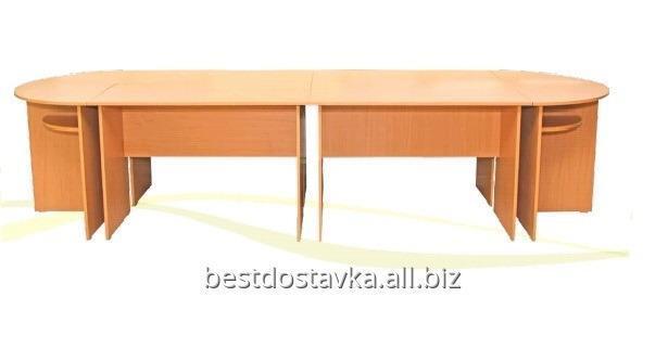 Комплект столов для заседаний Гелика
