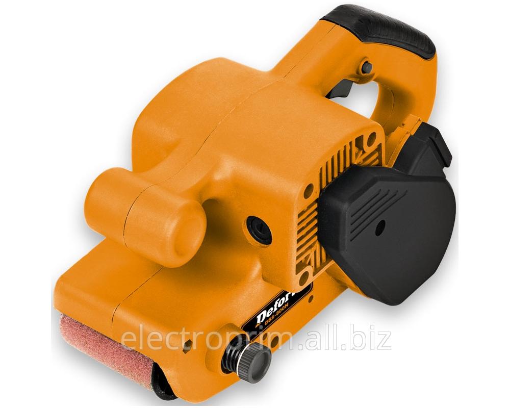 Buy Tape grinder Defort DBS-800N