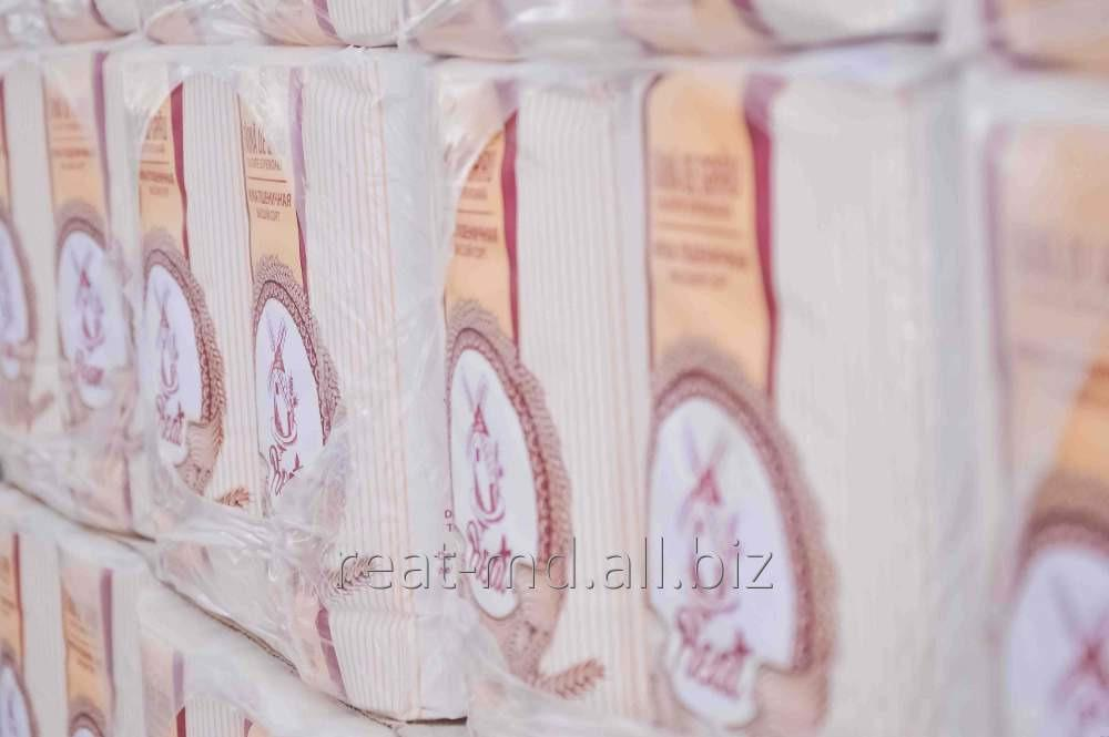Купить Мука хлебопекарная высшего сорта бестарная ГОСТ 26574-2003. Мука натуральная