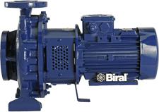 Консольный моноблочный насос BIRAL BNC
