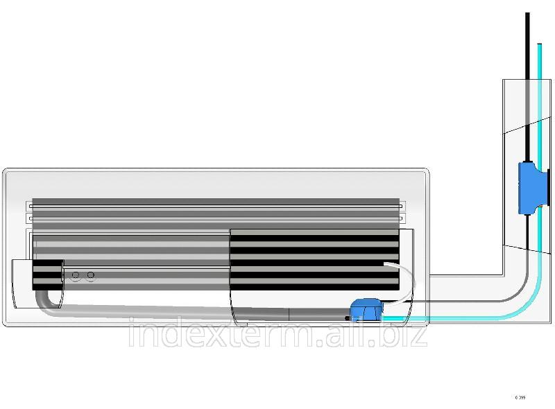 Насос SANIFLO - SANICONDENS CLIM PACK для откачивания конденсата из кондиционеров