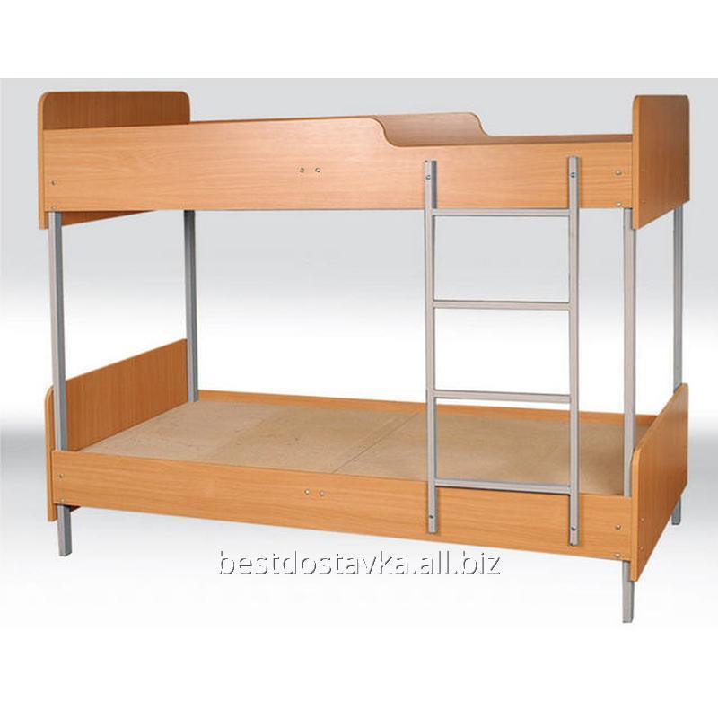 Кровать детская 2х ярусная ГЕЛIКА GL0819