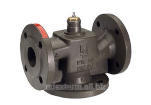 DANFOSS VF2 Ру16 клапаны седельные регулирующие проходные с фланцевым присоединением, Ду 125-150 мм., пропускная способность 220-320 м.куб./ч.