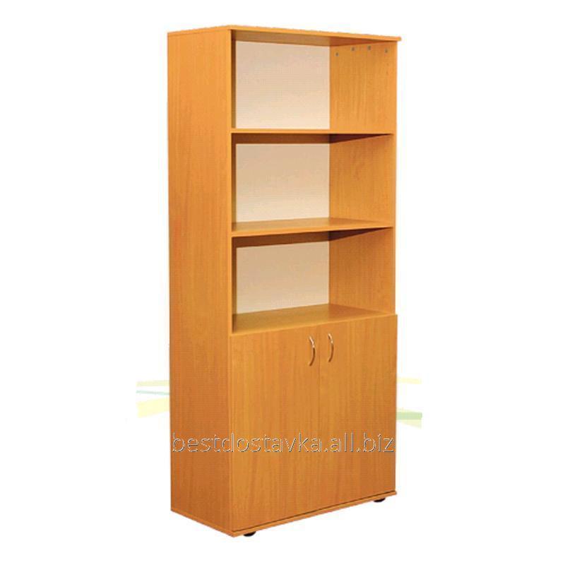 Шкаф книжный ГЕЛIКА 0632