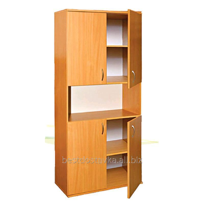 Шкаф книжный  ГЕЛIКА 0633+0653