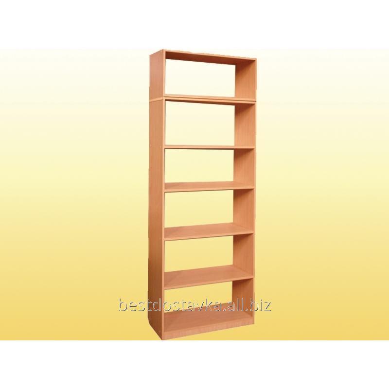 Шкаф книжный  ГЕЛIКА 0634+0655