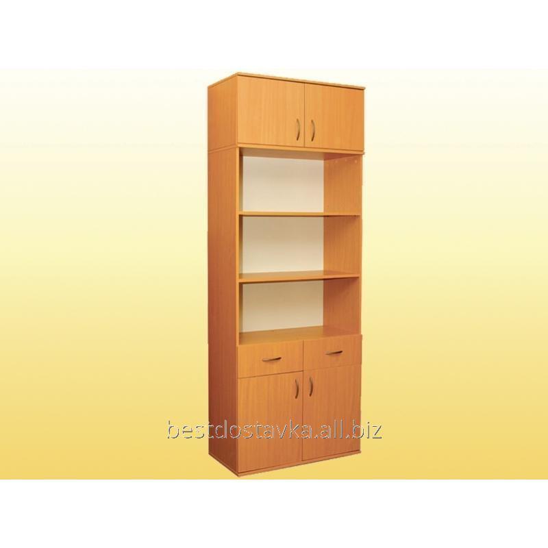 Шкаф книжный  ГЕЛIКА 0640+0653