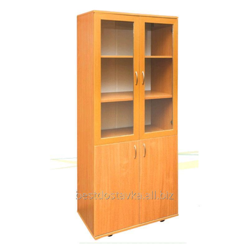 Шкаф книжный  ГЕЛIКА 0641Р