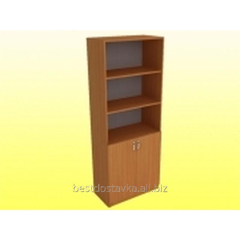 Шкаф книжный  ГЕЛIКА 4504
