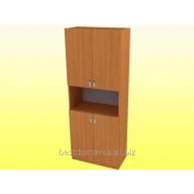 Шкаф книжный ГЕЛIКА 4505
