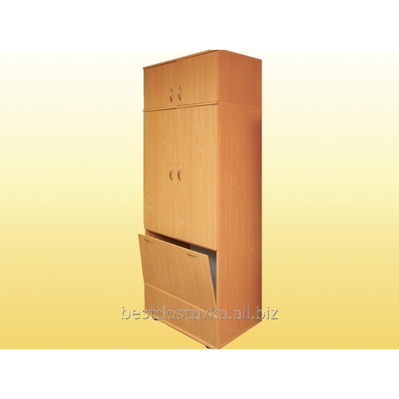 Шкаф для таблиц ГЕЛIКА 0645+0654