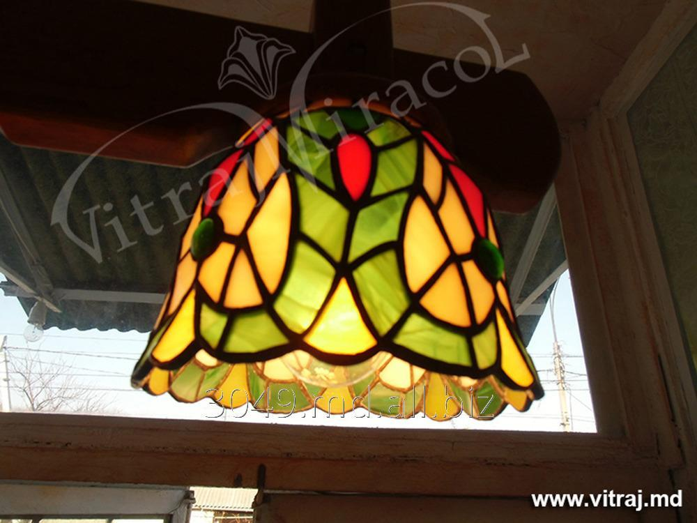 Buy Stained glass chandelier Tiffany