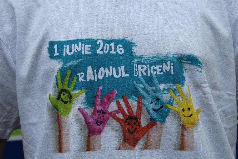 Печатная продукция на футболках Brendare maiouri