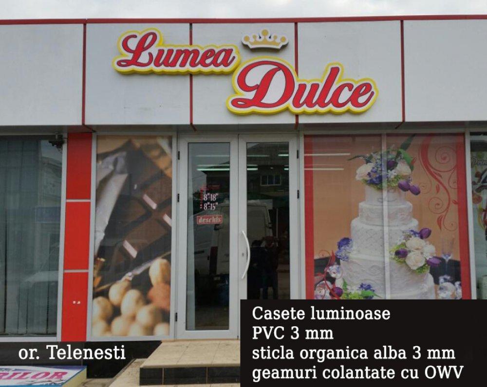 Печатная продукция Casete luminoase