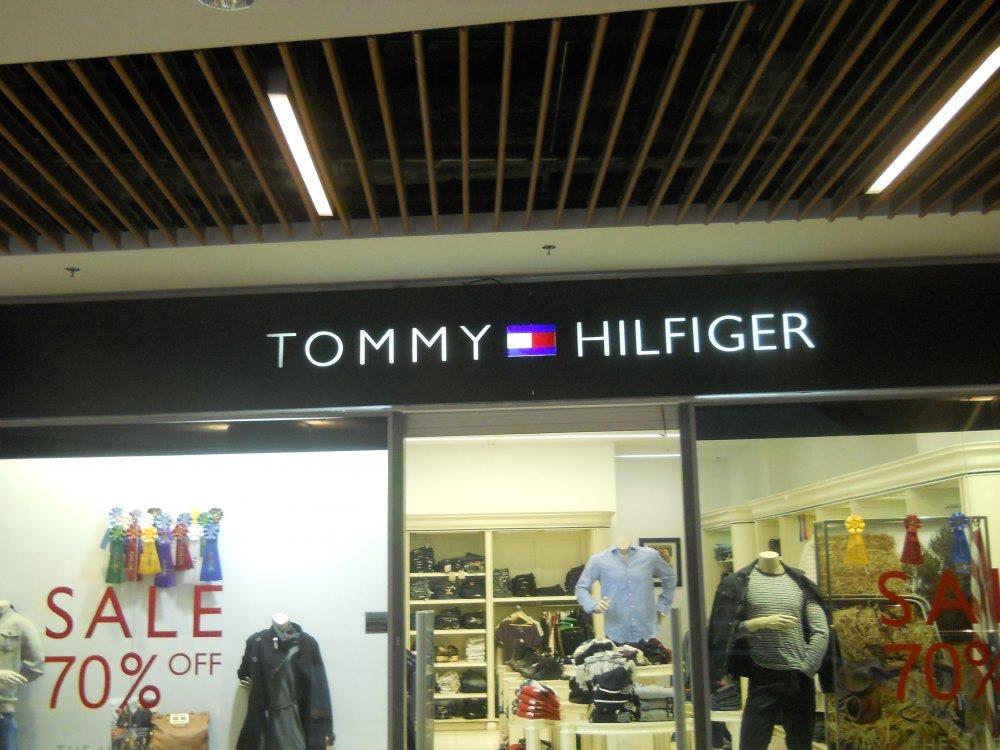 Печатная продукция Tommy Hilfiger