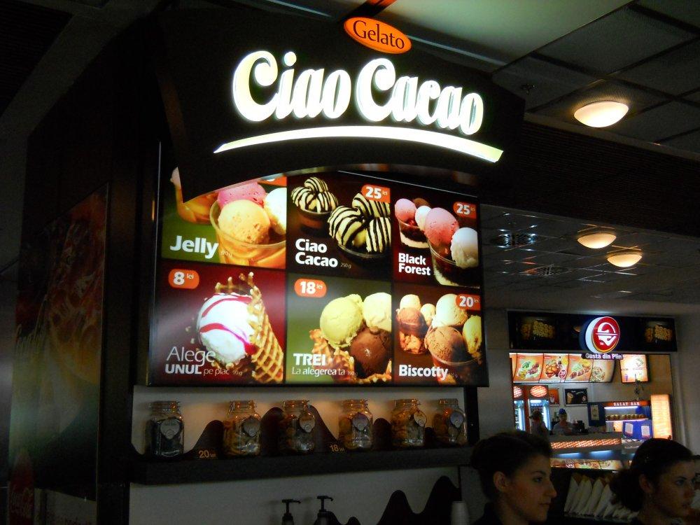 Печатная продукция Ciao Cacao
