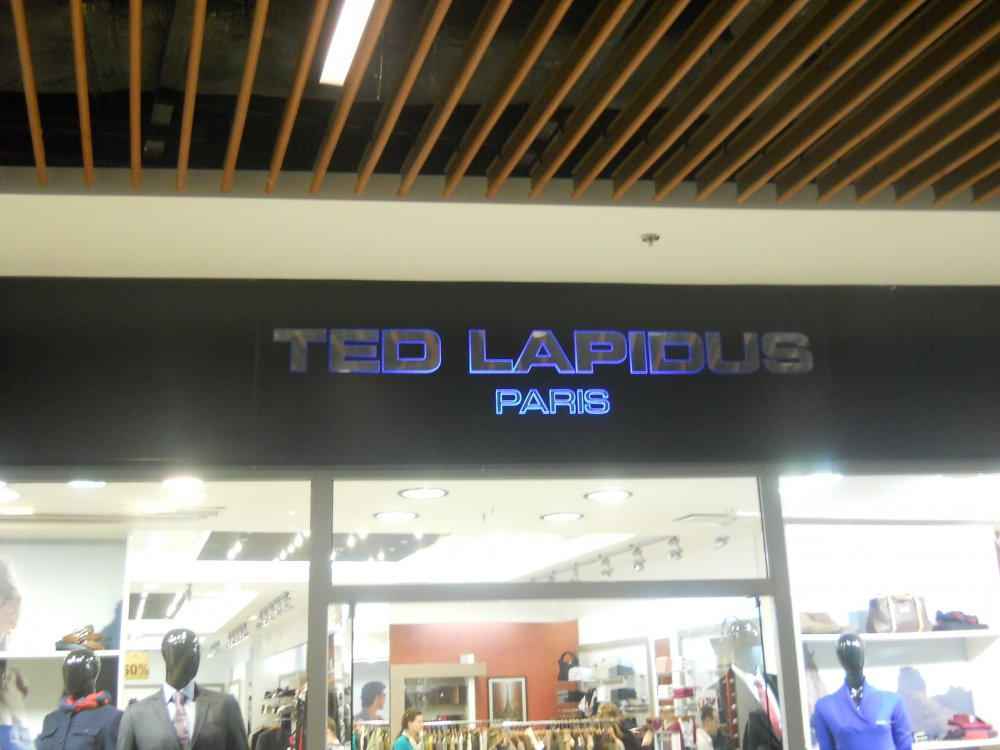 Печатная продукция Ted Lapidus