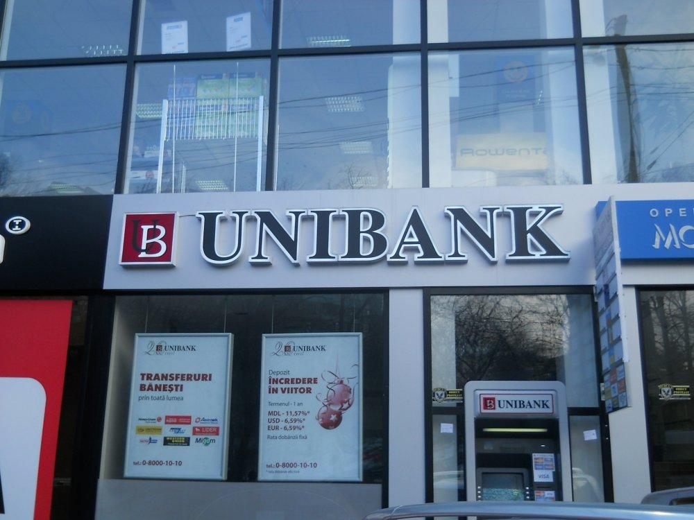 Печатная продукция Unibank