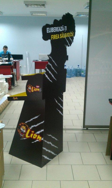 Печатная продукция Lion