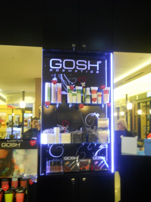 Печатная продукция Gosh