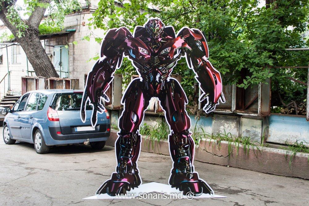Печатная продукция Body Stand Transformer