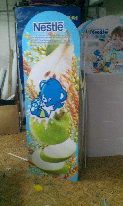 Печатная продукция Nestle
