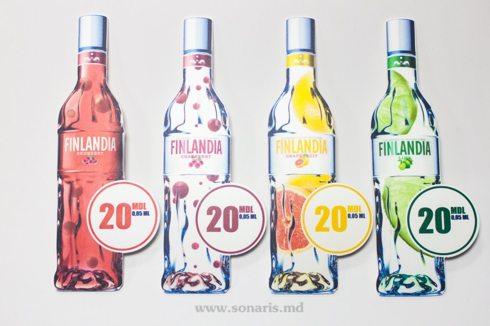 Печатная продукция Indicator de preț Finlandia