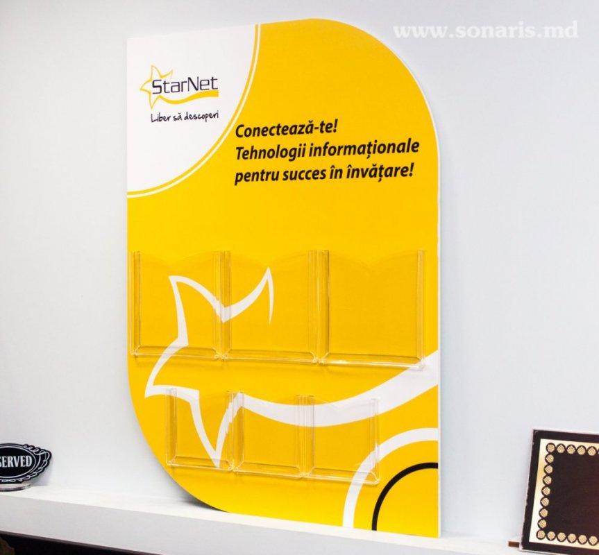 Купить Печатная продукция Panou informativ Starnet
