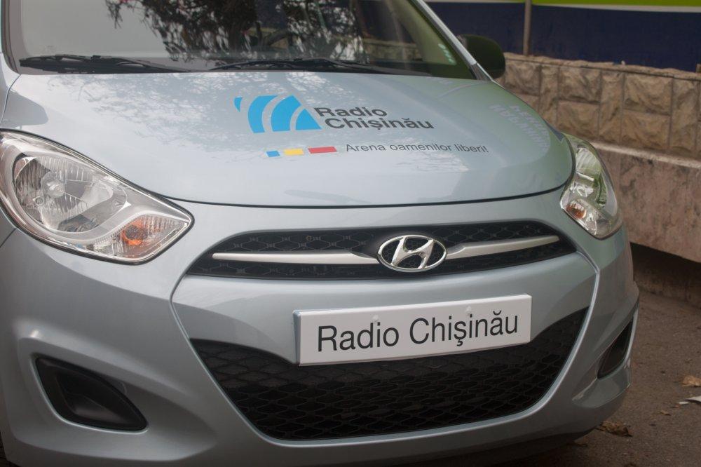 Печатная продукция Radio Chișinău