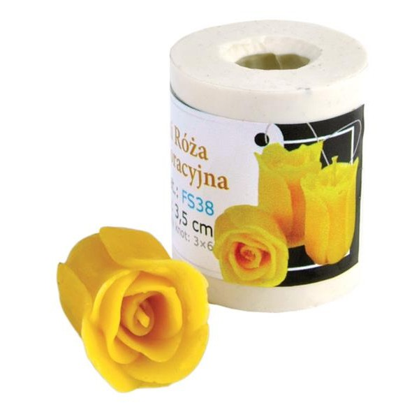 Buy Silicone form Pass a rose decorative