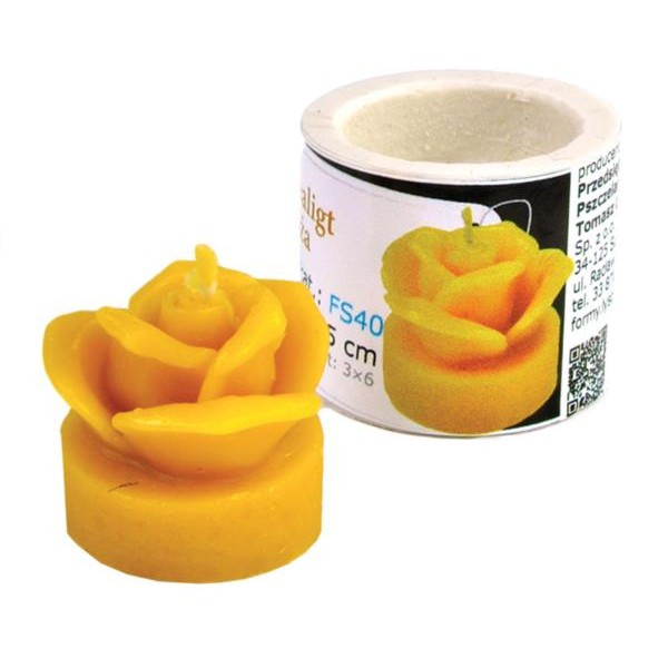 Buy Silicone form the Rose (the heating candle)