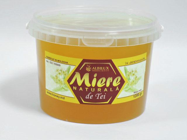 Купить Липовый мёд 1,2 кг.