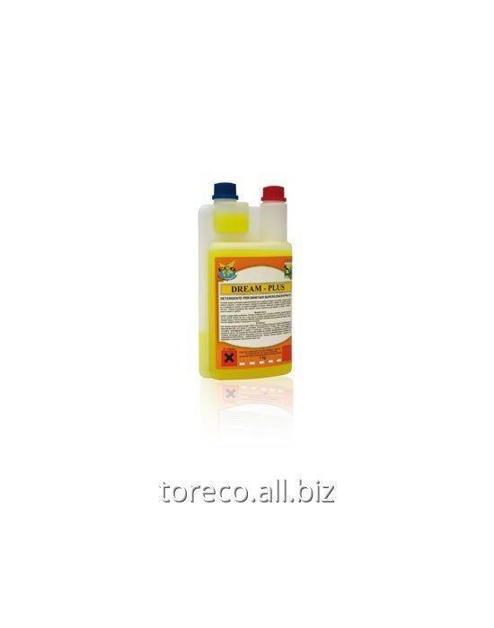 Купить Некислотное ароматизированное средство для удаления минеральных отложений DREAM-PLUS, 750мл. Код: PR-899/CF
