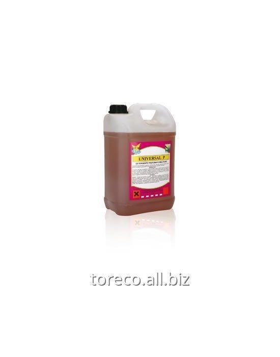 Купить Средство для мытья полов, нержавеющей стали, кафельной плитки, ламинированных поверхностей Universal-P Код: ECO-021/5