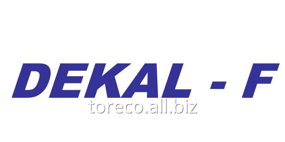 Купить Средство Dekal F, 6 kg Код: SD0460
